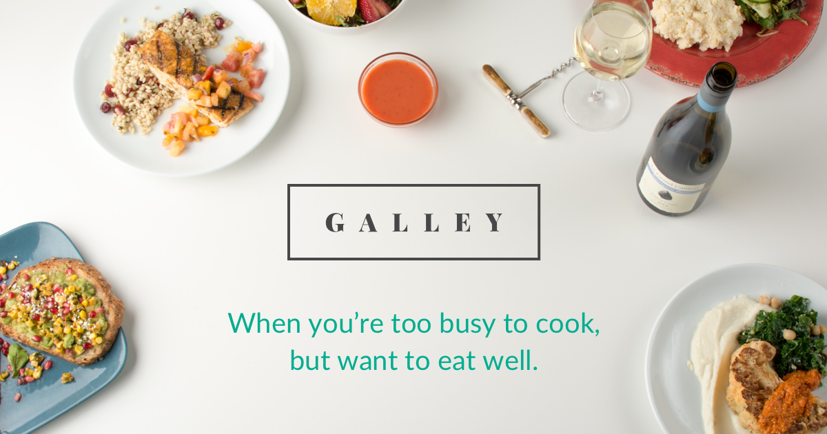 galley food delivery galley eat well on your schedule 432